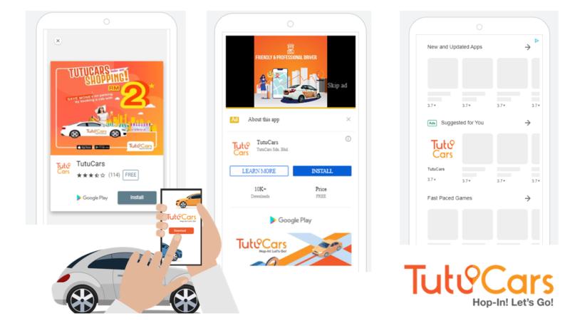 TutuCars- Google Ads Plan for TutuCars and TutuMate