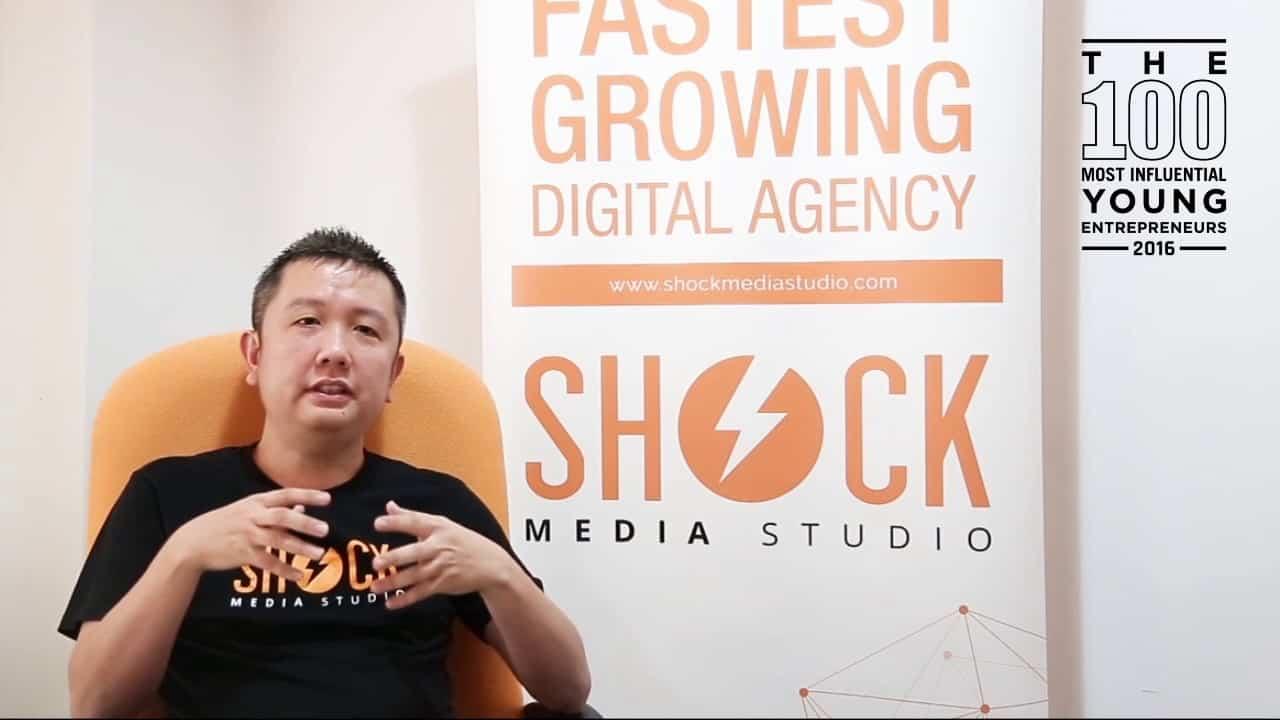 digital marketing agency malaysia Shock Media Vince Tan