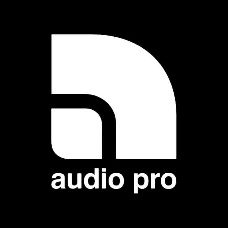 Audio Pro Logo White