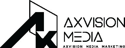 Axvision Logo Black