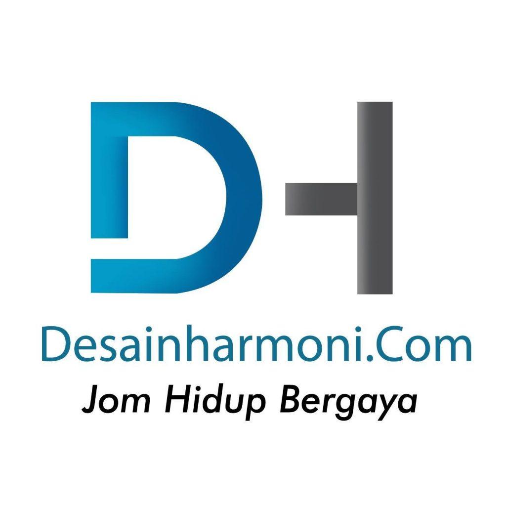 Desain Harmoni logo
