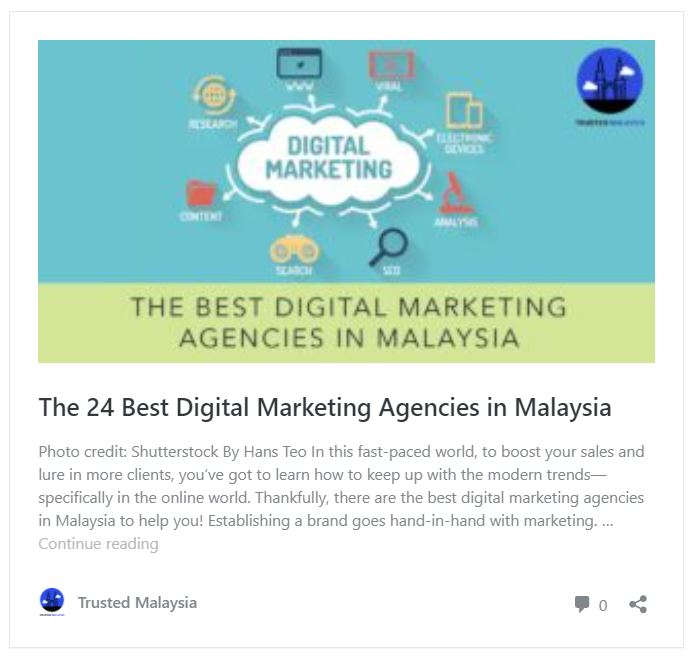 Get Featured As 20 Best Digital Marketing Agencies in Malaysia 1 1