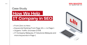 SEO Consulting Project For IT Company