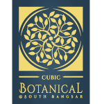 cubic botanical logo