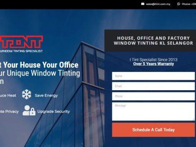Google Ads service for B2B Window Tint